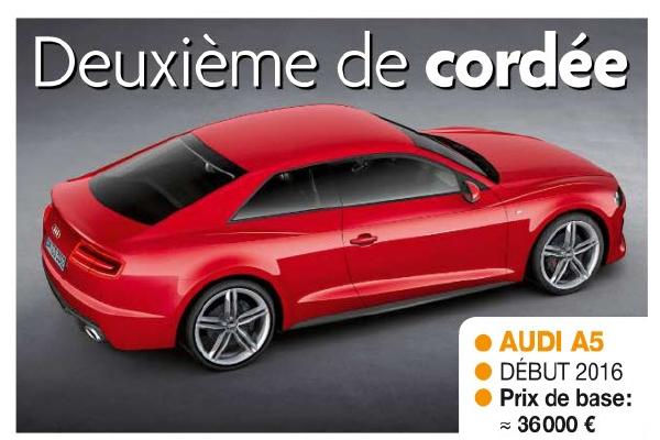 2016 - [Audi] A5 Coupé, Cabriolet et Sportback 46817758a5