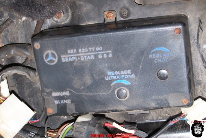 TUTO: Retrait d'une SERPI STAR MK 130-V 4686951005198