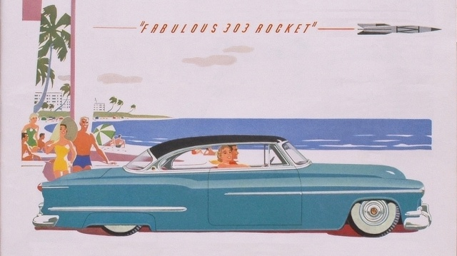 Antique Cars Adverts Revised 468867oldsadvert52123