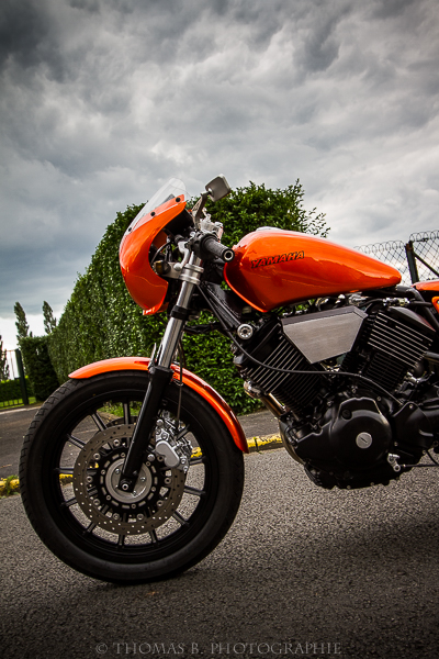 Yamaha 1100 Bulldog à la sauce retro ... 469016MG3369