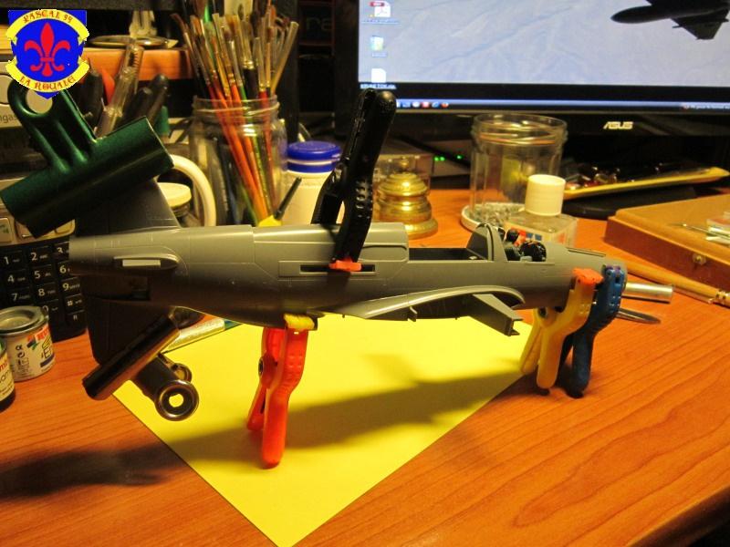Dornier 335 A PFEIL de Tamiya au 1/48 par Pascal 94 - Page 2 469102IMG37011