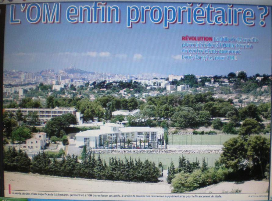 """CENTRE D """"ENTRAINEMENT ROBERT LOUIS DREYFUS ;;LA COMMANDERIE  469531IMGP3876"""