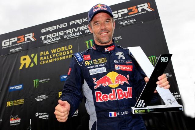 Troisième podium d'affilée pour Sébastien Loeb et la PEUGEOT 208 WRX, au Canada 4696335987887182b20zoom