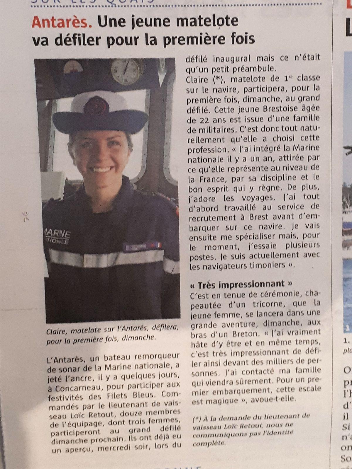[Vie des ports] LE PORT DE CONCARNEAU - Volume 006 - Page 9 47049020170818115125