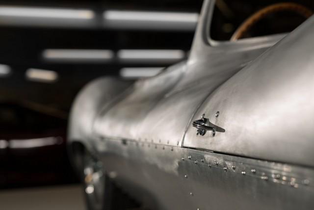 La « Nouvelle Jaguar XKSS D'origine » Dévoilée À Los Angeles  473452xksspreviewcarzero04