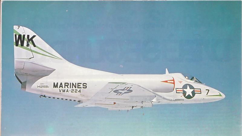 MCDONNELL-DOUGLAS F/A-18 HORNET  474655A_4D_1_1