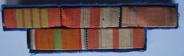 LES DÉCORATIONS AU CHOC 1943-1945. 475068DcosGrang