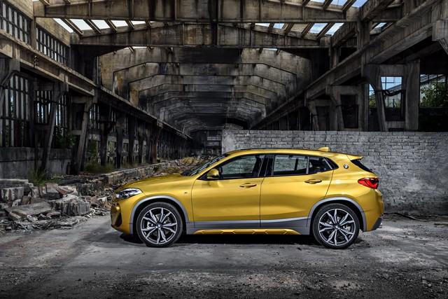 La nouvelle BMW X2 Silhouette élégante, dynamique exceptionnelle 476672P90278961highResthebrandnewbmwx2