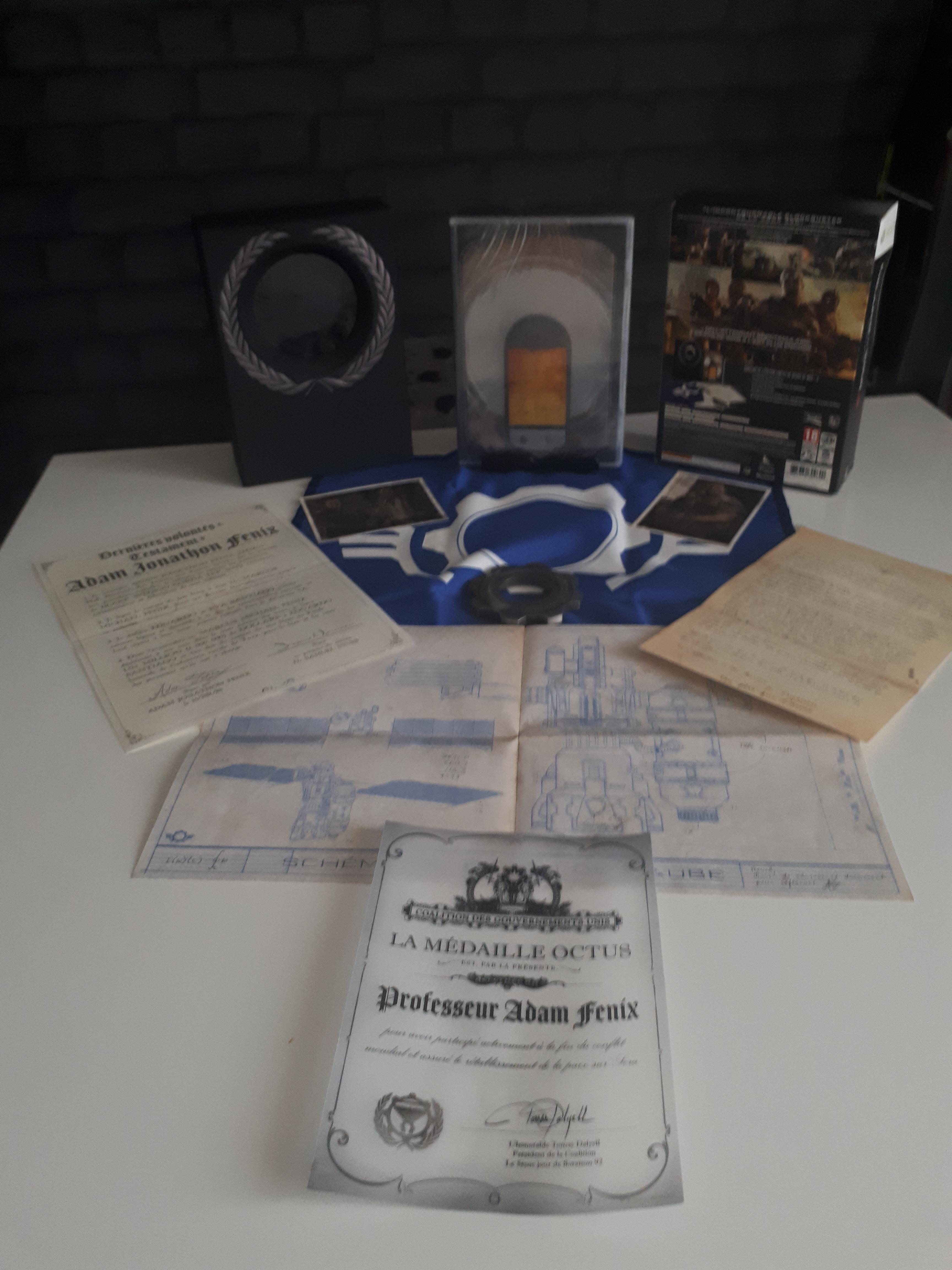 MA collection GEARS OF WAR **MAJ**14/09/17 petite rentrer sympa 47713320170819203012