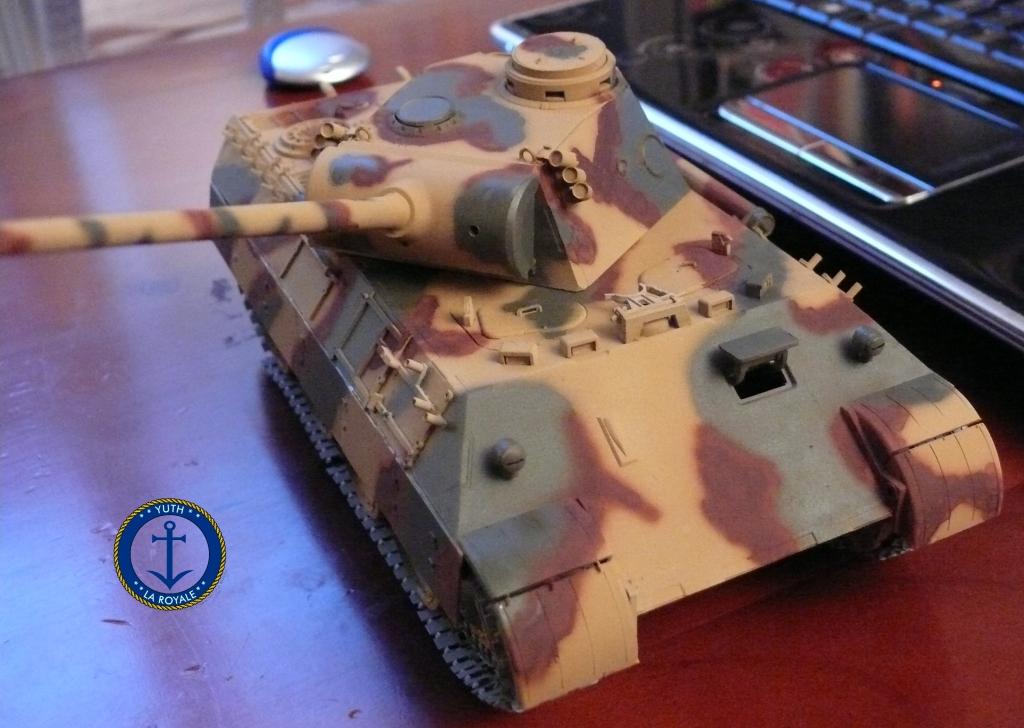 Panzerkampfwagen Panzer V Panther Ausf D. - Page 4 479148panther19
