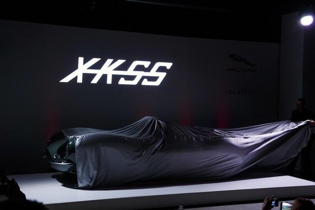 La « Nouvelle Jaguar XKSS D'origine » Dévoilée À Los Angeles  481701xksspetersenmuseum021