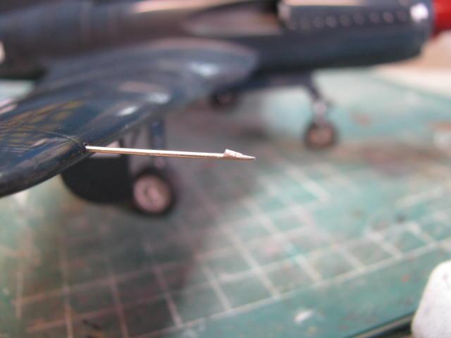 Ryan XF2R-1 Dark Shark Czech Model 1/48.....Terminé! - Page 4 482758IMG1329