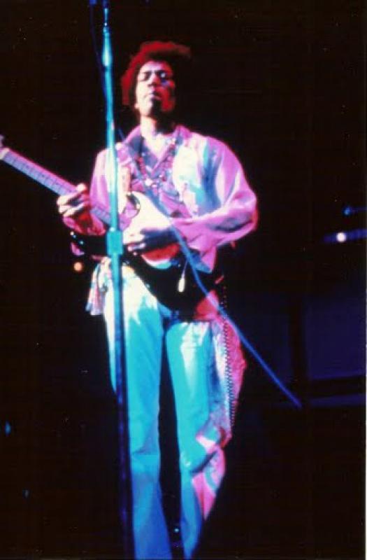 New York (Madison Square Garden) : 28 janvier 1970  48302819700118MSG12