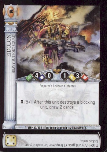 [JdC] Horus Heresy The card game 483306TCG16