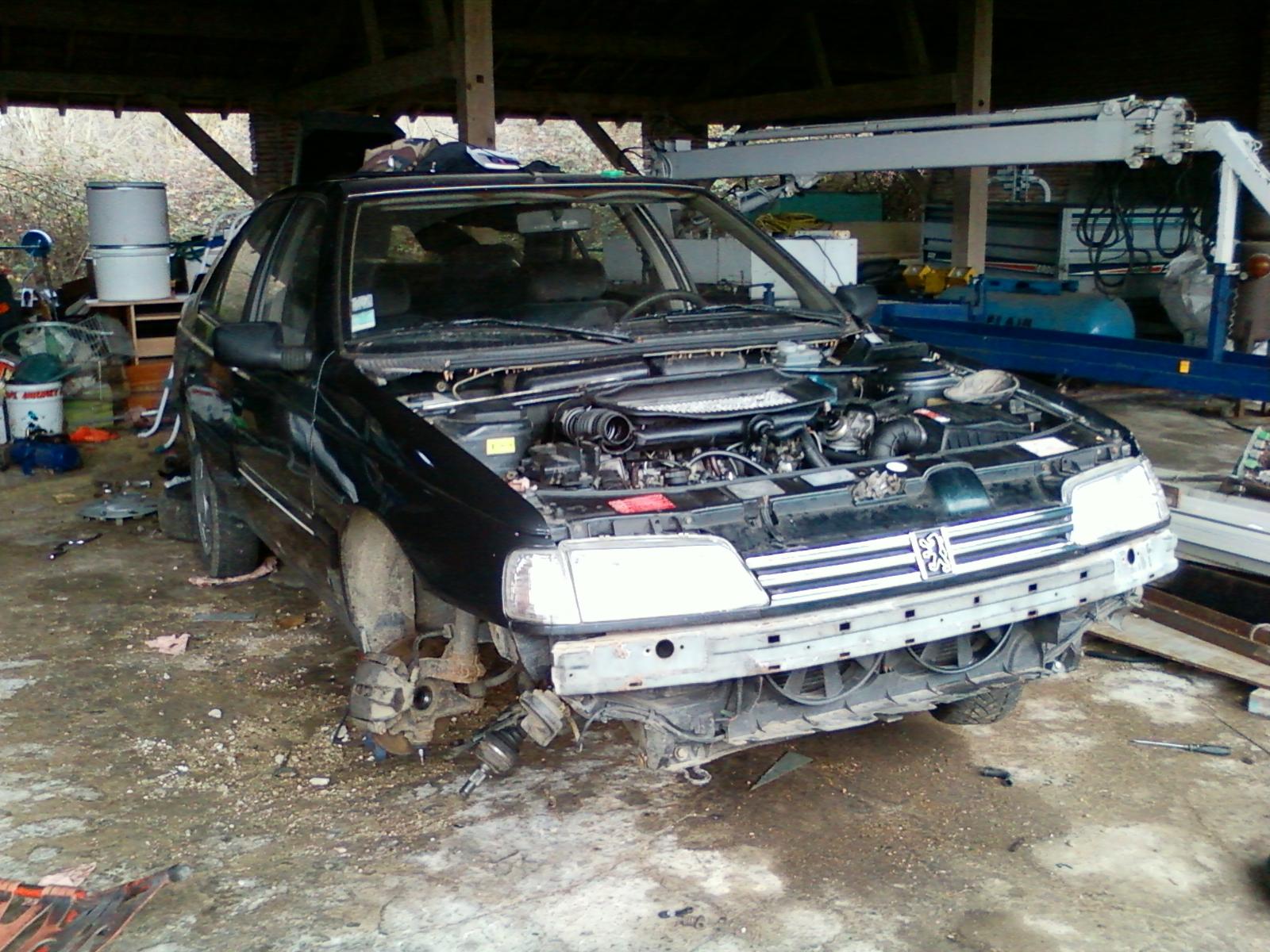 Changement moteur XUD7TE Peugeot 405 SRD turbo de Jordan. - Page 2 483791SPMA0054jpg