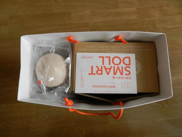 Box opening Smart Doll Mirai 48471420141222123838