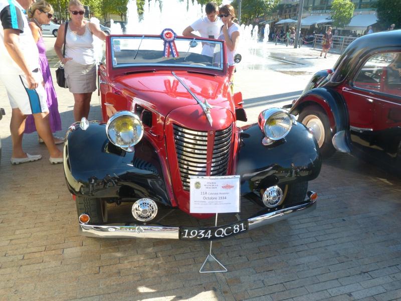 CR : Sortie 13/09/14 pour les 80ans de la Traction Citroen à ALBI (Tarn Retro Auto Club) (pas de MP3) 484769TAV25
