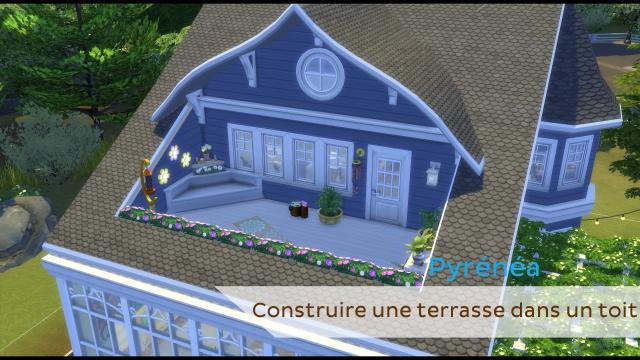 [Débutant] Construire une terrasse dans un toit 484771titrevideogimp