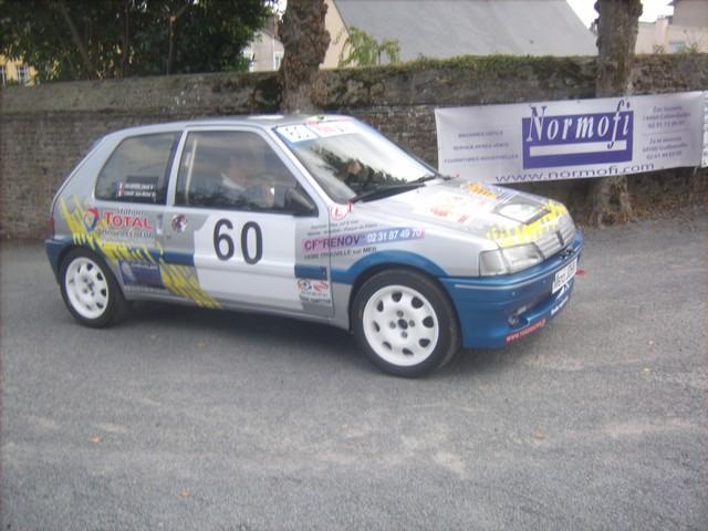 32è Rallye Tessy sur Vire Gouvets 2013 (vérifications techniques)  485929Aug3124