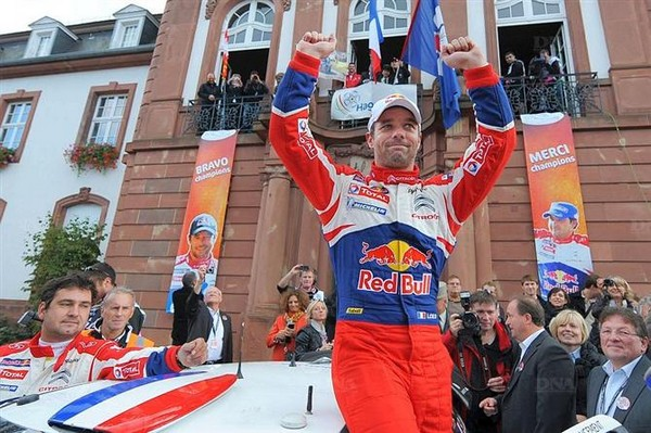 WRC Rallye de France Alsace 2012 : Loeb s'offre son 9ème titre  4862542012rallyedefrancesebastienloebdanielelena3