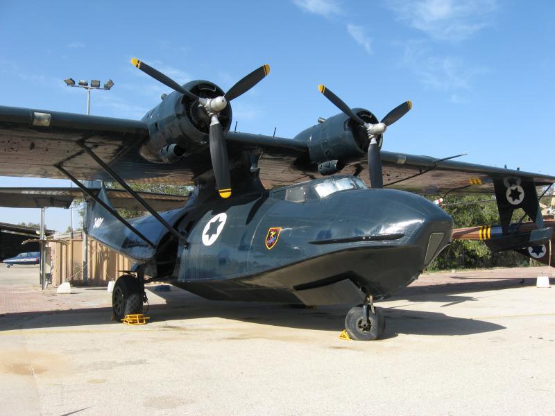 CONSOLIDATED PBY CATALINA  488814Catalinaisralien
