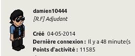 [P.N] Rapports d'activités de damien10444 - Page 3 489357Connexion