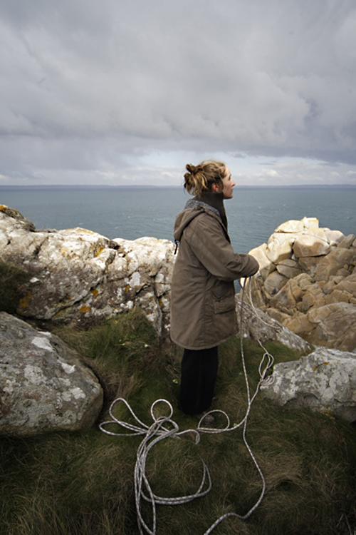 Suivi 2011 du Crave à bec rouge (Pyrrhocorax pyrrhocorax) en Bretagne 49016335K1838