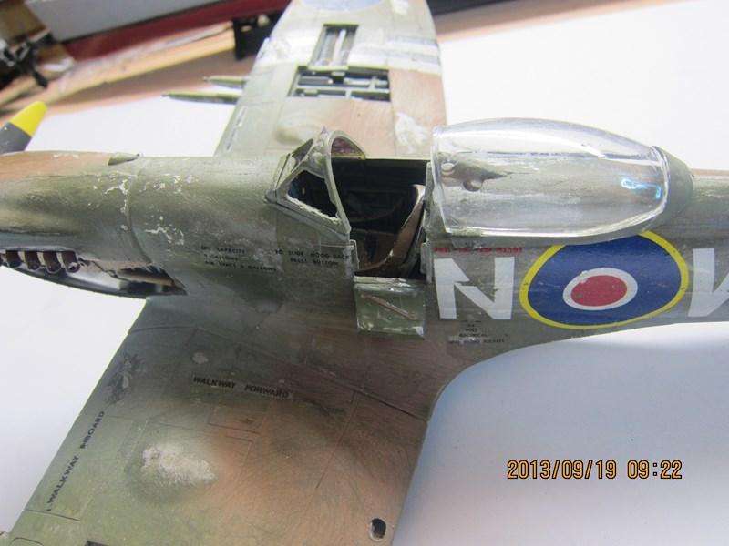 Spitfire au 32 de chez Matchebox 490341IMG1269Copier