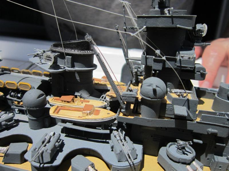 Croiseur de bataille Scharnhorst  au 1/350 de dragon - Page 9 492611IMG3162