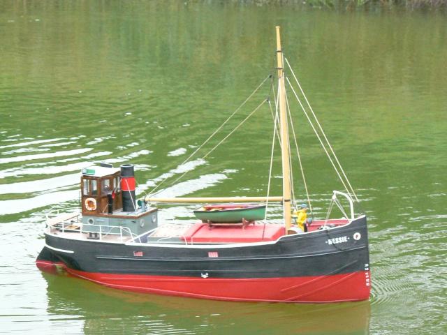 "Puffer de la Clyde "" Nessie""  494035P1160341"