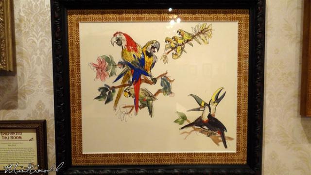 [Disneyland Park] The Disney Gallery - Exposition Tiki, Tiki, Tiki Realms, Celebrating 50 Years of Enchantment 494201t19