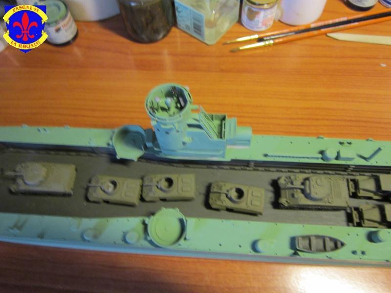U.S. Navy Landing Ship Médium (Early) au 1/144 de Revell par Pascal 94 - Page 6 494346IMG42221