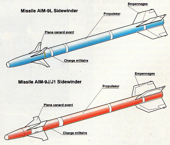 MCDONNELL-DOUGLAS F/A-18 HORNET  494644AIM_9_2