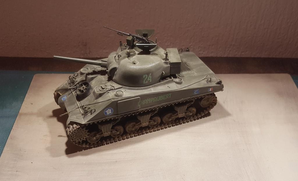 Sherman 1/35ème  Asuka models 49484720170317202750