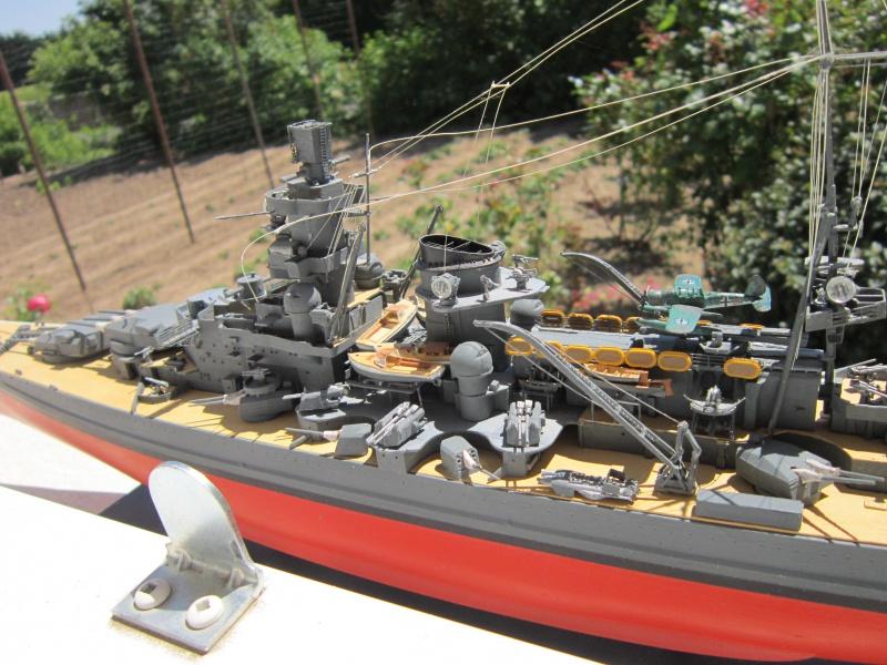 Croiseur de bataille Scharnhorst  au 1/350 de dragon - Page 9 495112IMG3147