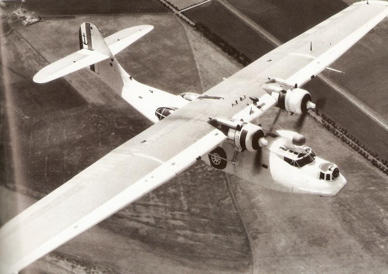 CONSOLIDATED PBY CATALINA  496647ConsolidatedCatalina