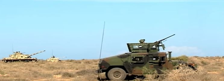 Armée Tunisienne / Tunisian Armed Forces / القوات المسلحة التونسية - Page 11 496793vd