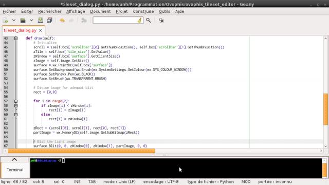 [Python]Spyder, le super éditeur de code, et aide au debug 497472Capture