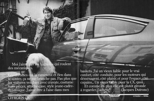 Françoise  et les publicités 498512P100011