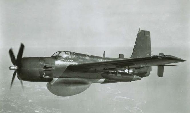 GRUMMAN AF-2 GUARDIAN  498979GrummanAF2WGuardian