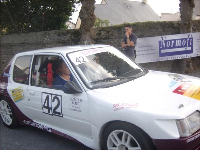 32è Rallye Tessy sur Vire Gouvets 2013 (vérifications techniques)  499810Aug3152