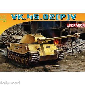 Panzer VK 45 modele 02. 500392sl300