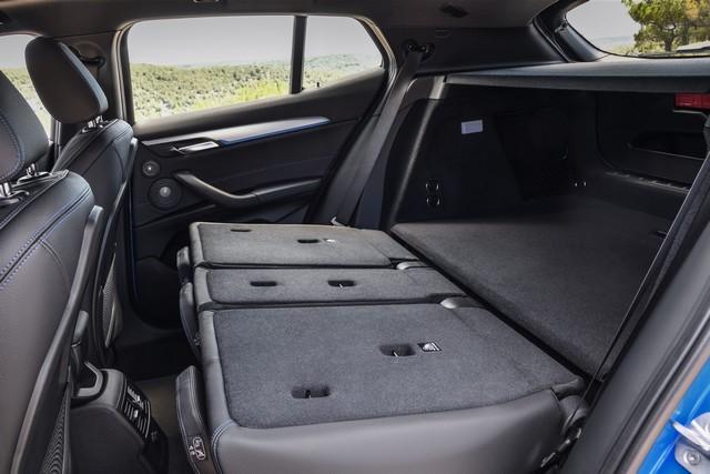 La nouvelle BMW X2 Silhouette élégante, dynamique exceptionnelle 500451P90278932highResthebrandnewbmwx2