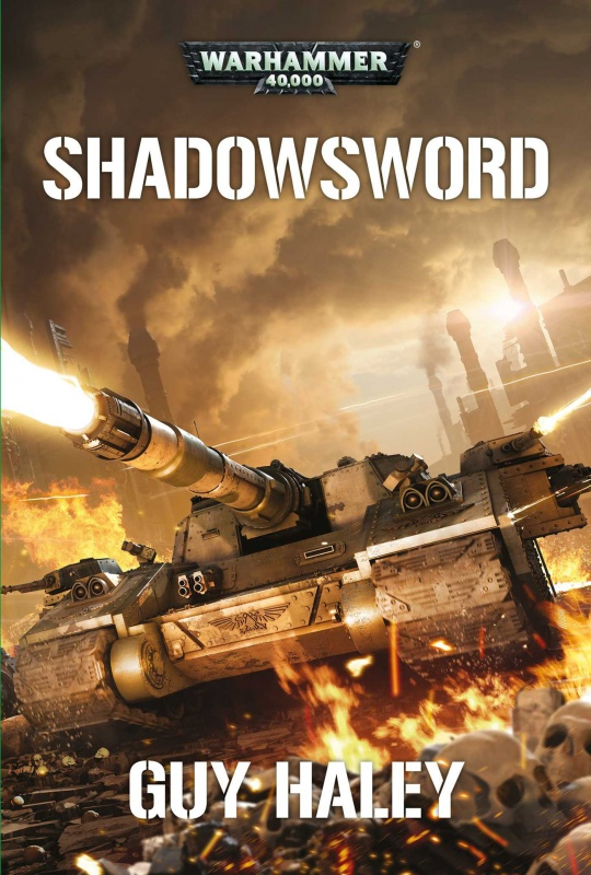 Shadowsword de Guy Haley 50068981De1psLPL