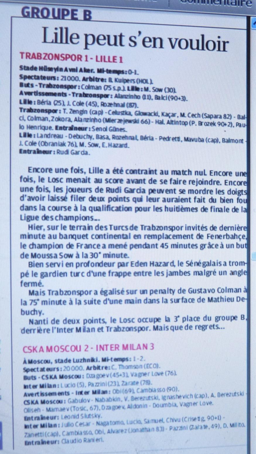 INTER DE MILAN - Page 6 500731P1220697