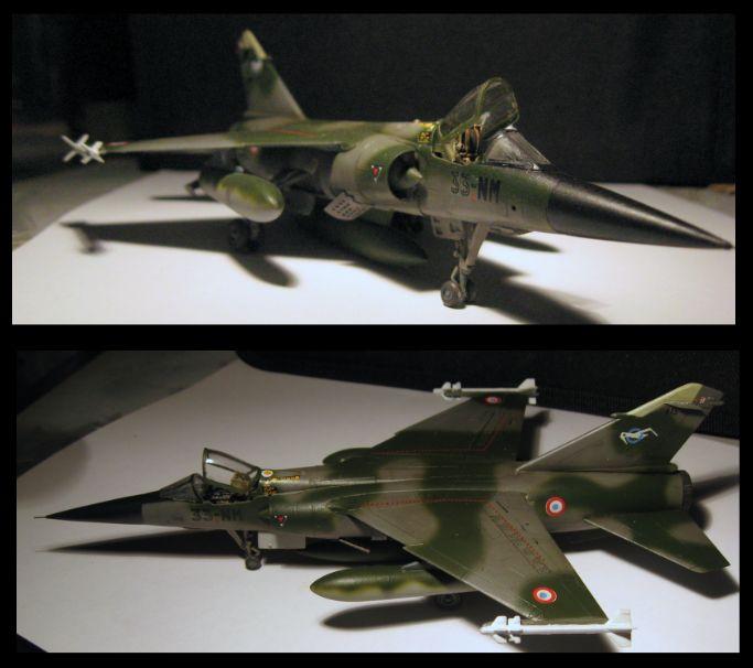 Mirage F1 CR heller 72e 501179Captureraz
