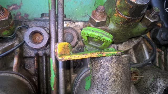 agria - réparations sur agria 4800 501788bouchon