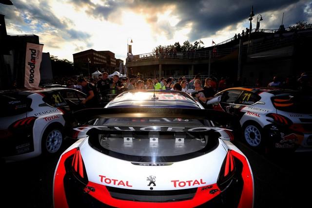 Troisième podium d'affilée pour Sébastien Loeb et la PEUGEOT 208 WRX, au Canada 50276359853ec6a6ed9zoom
