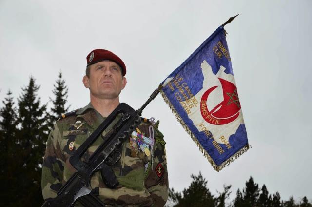 70e anniversaire de la création du 1er CHOC en Algérie française 5029510601