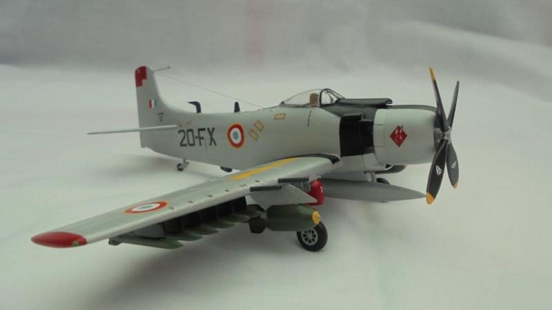 DOUGLAS A1 SKYRAIDER Armée de l'air 503453DSC04581